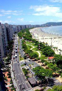 b460d4aff Cidade de Santos - Vista Aérea